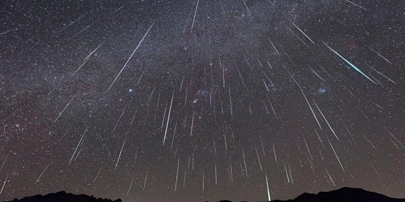 The Geminid Meteor Mash December 2020